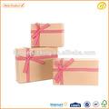 2014 vários forma de papelão de papel de presente caixa de embalagem/presente de aniversário caixa