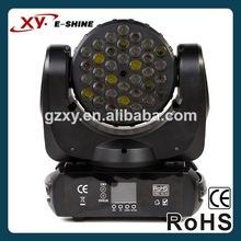 Moving head light price/ led beam 36x3 moving head light