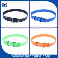 high quality waterproof secure PVC dog collar