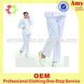 Oem uniforme médico calças enfermeira uniforme pant matagal pant para uso hospitalar
