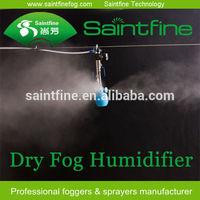 2015 Non-wetting greenhouse misting nozzles