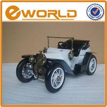 Imitation antique classic car Metal craft Vintage car metal model car