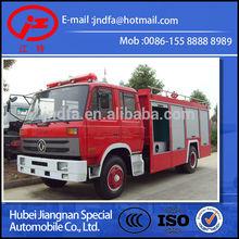JDF5150GXFPM60E Dongfeng water foam fire truck