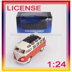 Diecast Model Car, 1:24 Diecast Bus, Diecast Model.