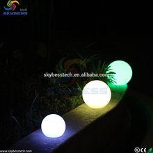 light pool sphere&floating sphere illumination