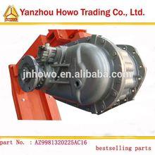 howo sinotruk trailer axle and parts AZ9981320225