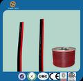 made in china hangzhou granel de alta qualidade falante cabo vermelho e preto falante cabo do altifalante fio da bobina