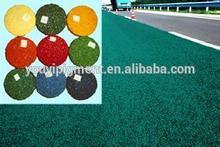 iron oxide for asphalt/concrete
