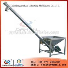 China manufacturer mica powder hopper screw feeder for exported
