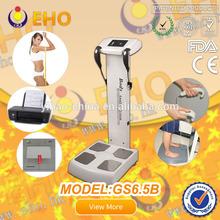 GS6.5B BMI machine/ body fat measurement / body element scale
