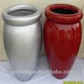 fibra de vidro recipiente casa decoração de bonsai vaso de plantas para venda