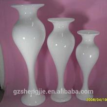 Lxy071717 fabricante decoração de casamento flor de altura e vaso de plantas