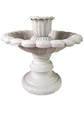 outdoor water park party used garden fountains