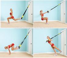 Multi-function balance training bands, yoga training strap