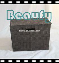 Fashion&Practical Dark Brown Polypropylene Storage Box