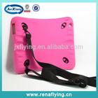 bulk buy wholesale shoulder strap silicon case for ipad mini color various