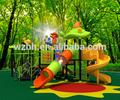 Venda quente EN1176 padrão playground, Parque infantil, Ce castelo parque infantil ao ar livre