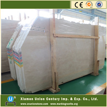 Top quality beige marble floor crema marfil marble