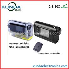 Mini dv sport camera Mini 1080P HD Extreme Sport Action Camera
