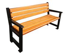 public outdoor bench seats