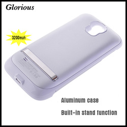 Portable power bank case for samsung i9295 galaxy s4 extended battery cases