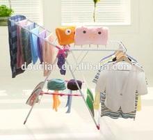 Usado de secagem de cobertura simples para Rack de roupas