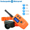 Latest Agility Pet Training Beeper Remote Dog Beeper with LCD Rechageable and Water Resistant Design