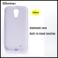 Portable power bank for Samsung galaxy s4 power charger external battery case