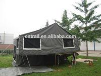 Forward Folding Hard Floor Trailer Tent