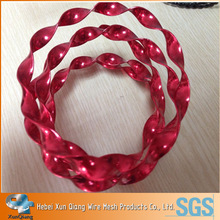 multicolour christmas decorative aluminum wire Discount Sale Product