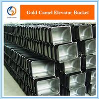 Cast iron elevator bucket