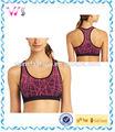 custom made mulheres cheio impresso yoga esportes bra