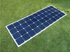 130W Sunpower thin film solar panel flexible solar module for yachts,boats