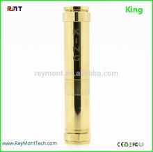 New e-cig King mod clone hammer mod in China