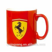 Ceramic promotion mug for gift,hot selling gift craft ceramic mugs ,ceramic colorful printed mug