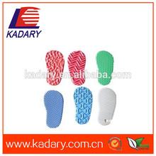 Textured EVA Shoe Soles