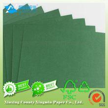 decorating paper cardboard color fluorescent green paper