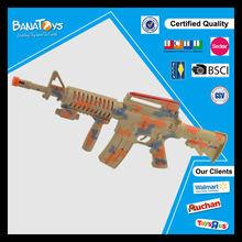 Western B/O gun toy light electric gun