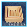 High quality handmade cheap wooden fruit crates for sale