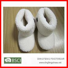 Cómodo moda mujer botas 2014 BSCI fábrica