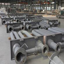 Centrifugal casting radiant tube used for CAL and CGL