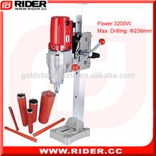 heavy duty 3200W stand drilling machine