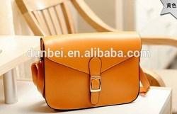 New Arrival 2015 china wholesale Handbag Ladies pu leather shoulder bag yiwu
