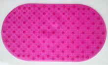 Geometric Theme Safe Anti-Slip Surface Bathroom Shower Specialty Mats