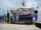 outdoor concert stage truss hot sale