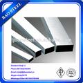 Alta qualidade de aço inoxidável e tubo quadrado/açoinoxidável tubo quadrado/praça açoinoxidável móveis pernas