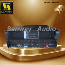 FP9000 pro placa de amplificador de audio