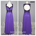 marinha 9829 roxo novos vestidos de noite formal