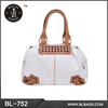 Fashion Color Matching High Quality Beautiful Ladies Handbags