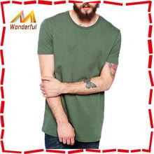 Best quality round neck fashionable cotton t shirt 180 grams manufacturer